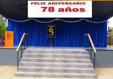 Aniversario Liceo Industrial de Recoleta «78 años»
